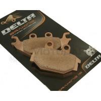 Тормозные колодки Delta Braking Sinter - DB2530 - MXU 250/500