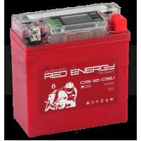АКБ Red Energy гелевый  YB5L-B (120 х 61 х 129) LCD дисплей 5Ач