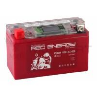 АКБ Red Energy гелевый  YT7B-4, YT9B-BS (150 x 66 x 95) LCD дисплей 8Ач