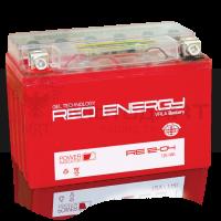 АКБ Red Energy гелевый  YTX  4L-BS (114 x 70 x 86) LCD дисплей 4Ач