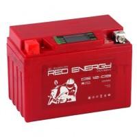 АКБ Red Energy гелевый  YTX  9-BS (150 х 86 х 108) LCD дисплей 9Ач