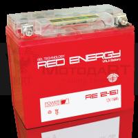 АКБ Red Energy гелевый  YTX 16-BS, YB16B-A (151 х 88 х 164) c тестером 16Ач