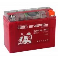 АКБ Red Energy гелевый  YTX 24HL-BS (204 х 91 х 159) LCD дисплей 20Ач