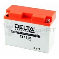 АКБ DELTA CT  YTX 24HL-BS, Y50-N18L-A3 (204 x 91 x 159) 20Ач
