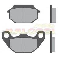 Колодки дискового тормоза Malossi Sport - S25 - Kymco Super 8, City