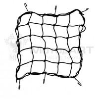 Сетка для багажа (паук) черная