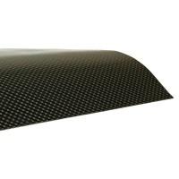 Пленка самоклеющаяся [28,5cm x 45cm] - 3D карбон