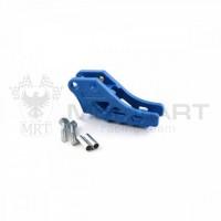 Успокоитель цепи (ловушка) для питбайка пластиковая универсальная SM-PARTS синяя